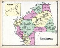 Wertsville, East Amwell, Hunterdon County 1873